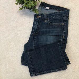 J. CREW bootcut jeans. Size 29